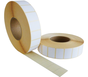Zebra Z-Perform 1000D (3006308-T) compatible, 70mm x 32mm, 4470 etiketten, 76mm kern, wit, permanent