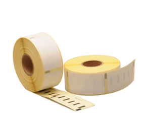 Dymo 11355 compatible labels, 19mm x 51mm, 500 etiketten, blanco, verwijderbaar