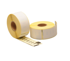Seiko SLP-2RLH compatible labels, 89mm x 28mm, 260 etiketten, blanco, permanent